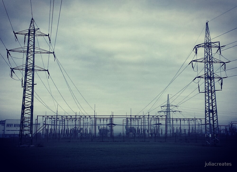 Power Plant by juliacreates