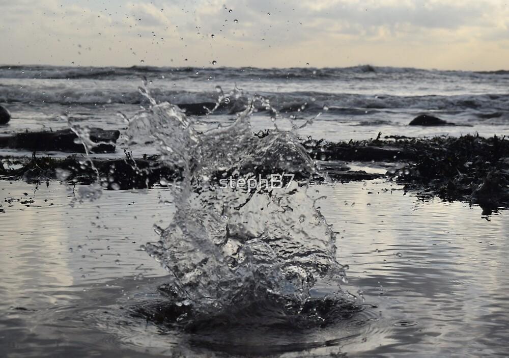 Splash by stephB7