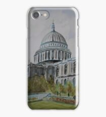 Saint Paul's Cathedral, London iPhone Case/Skin