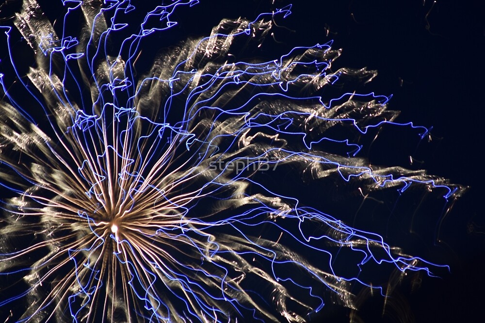 Fireworks by stephB7