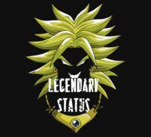 Legendary Status  | Organic T-Shirt