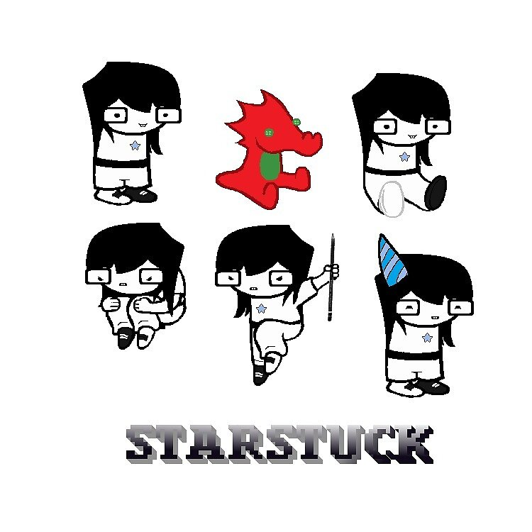Alex Sticker Set by Starstuck