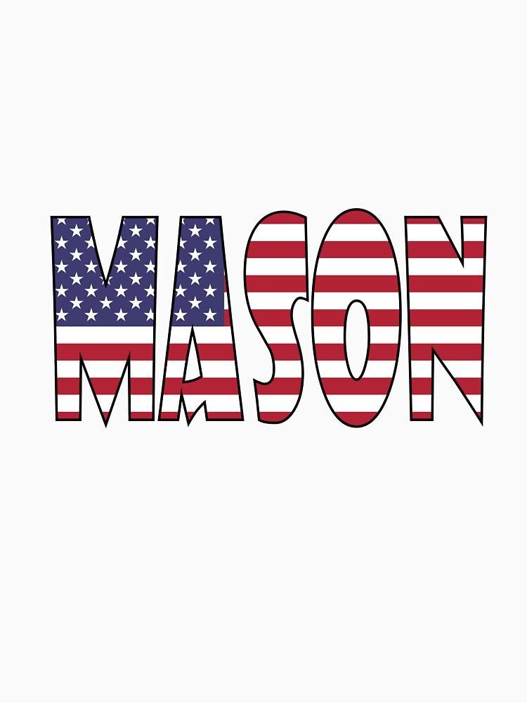 Mason (USA) by Obercostyle