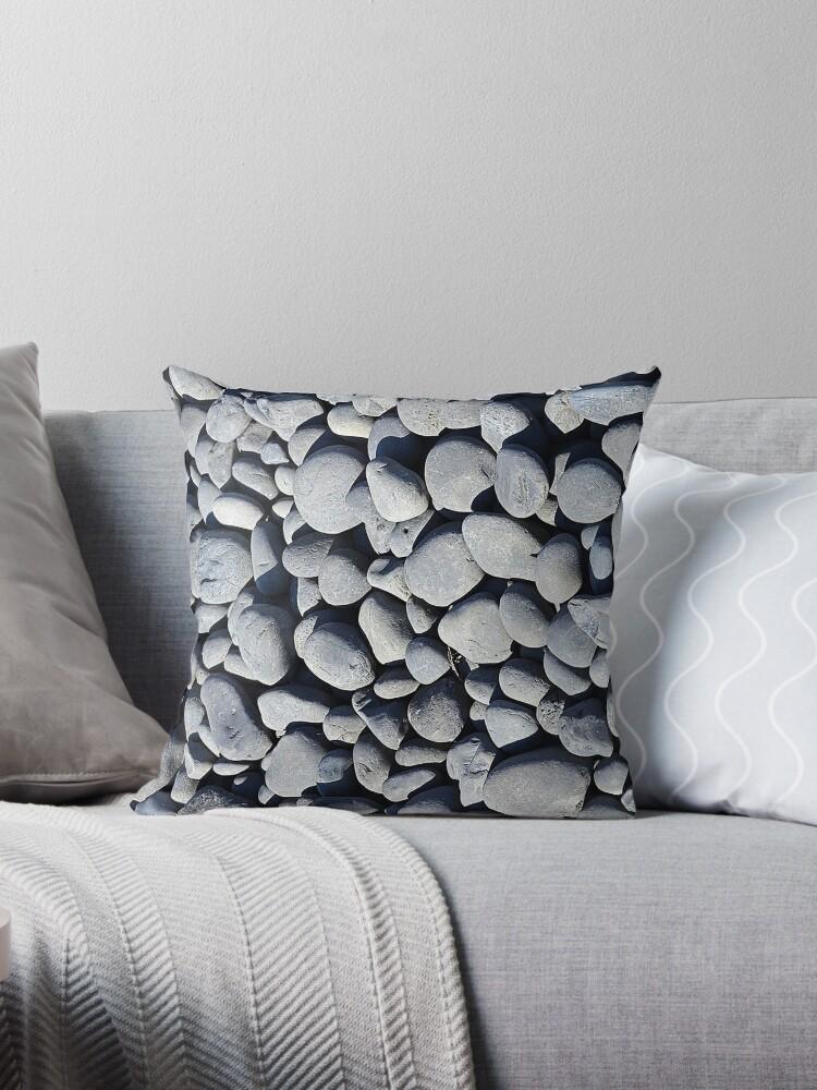 pebble gray pebble by autrouvetout