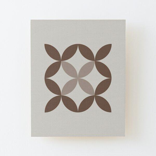 Wood Mounted Print