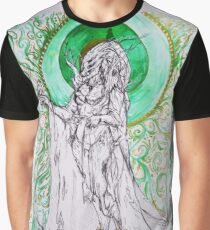 Dryad's Queen Graphic T-Shirt