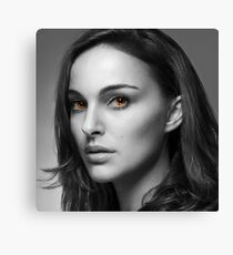Mrs. Portman Canvas Print