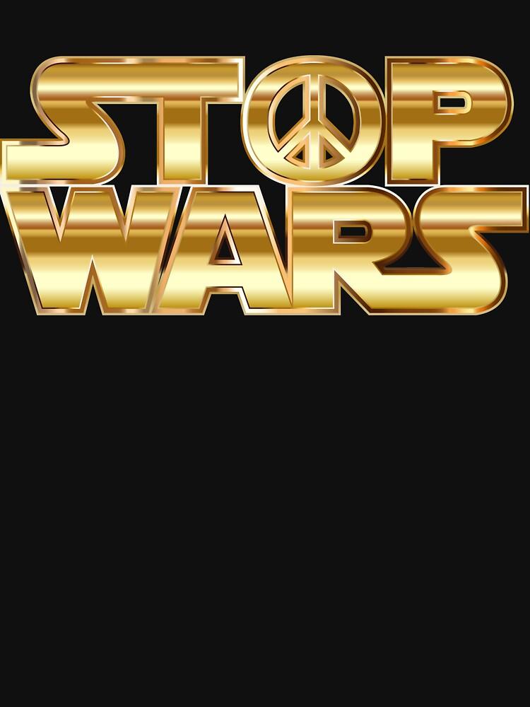 Star Wars Parody - Stop Wars  by HomeTimeArt