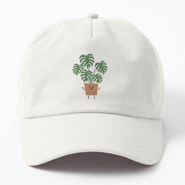 Monstera Dad Hat