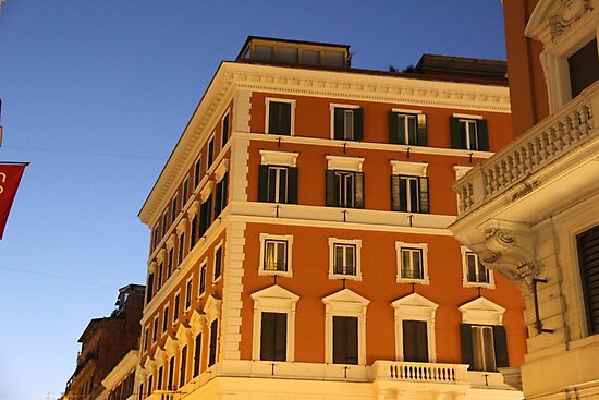 Italian architecture by ttheott