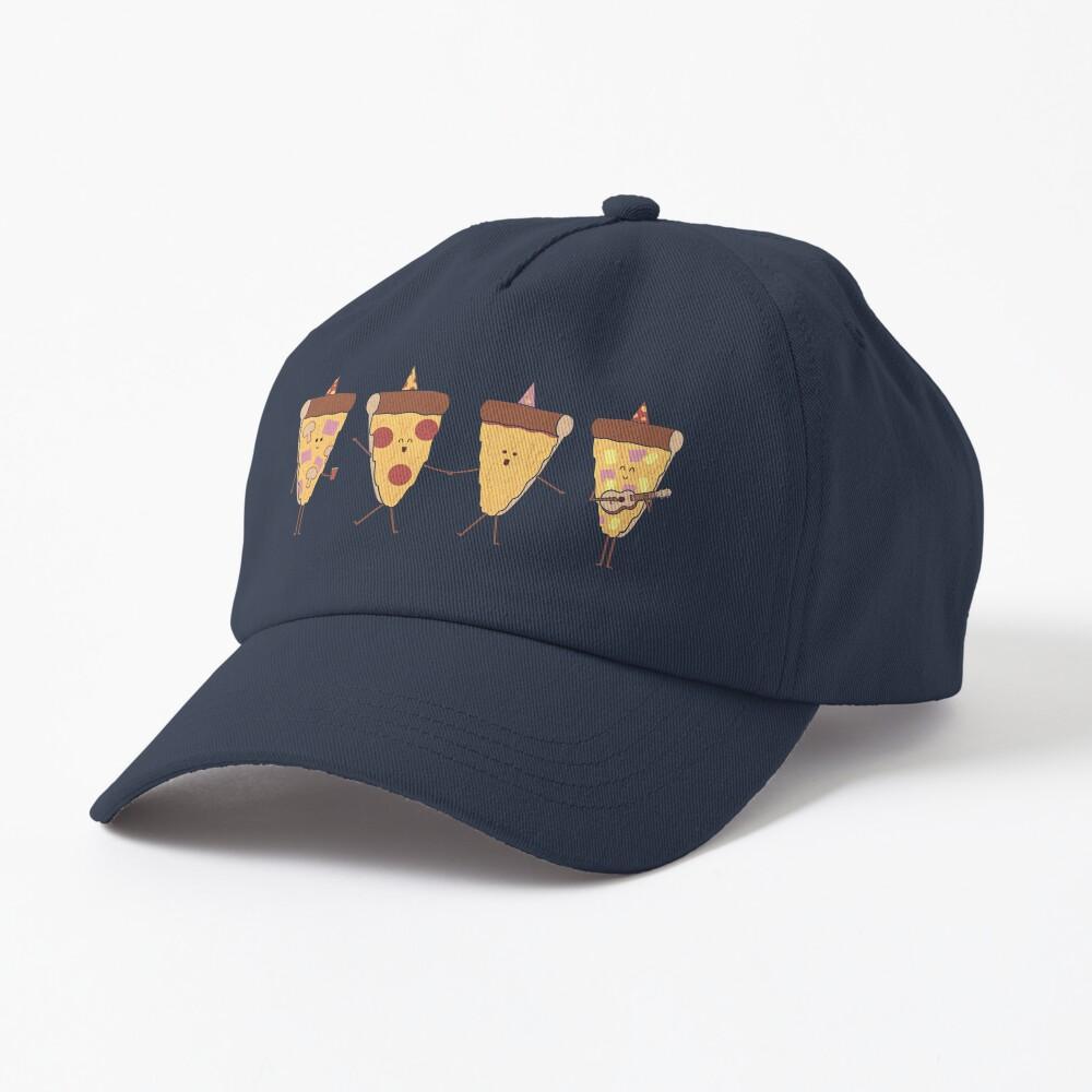 Pizza Party Cap