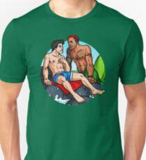 The Not So Little Merman - 2 Unisex T-Shirt