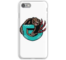 Vancouver Grizz  iPhone Case/Skin
