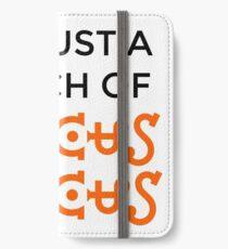 It's Just A Bunch Of Hocus Pocus iPhone Wallet/Case/Skin