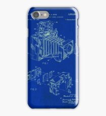 Patent Image - Camera 1 - Blue iPhone Case/Skin