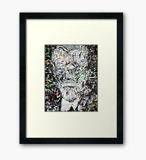 SIGMUND FREUD Framed Print