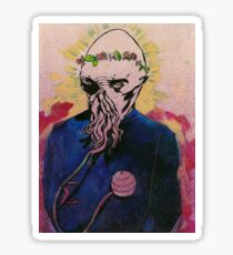 Ood Sigma is a cute boy Sticker