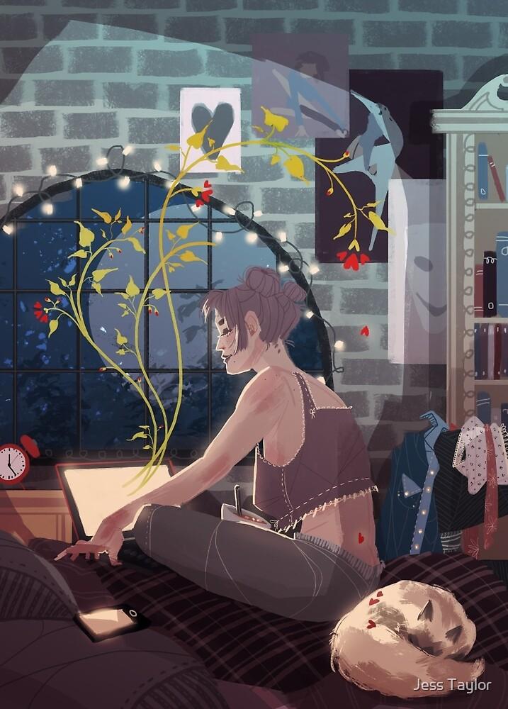 Love Online by Jess Taylor