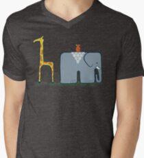 My Home Savannah Men's V-Neck T-Shirt