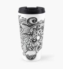 Dream zentangle Travel Mug