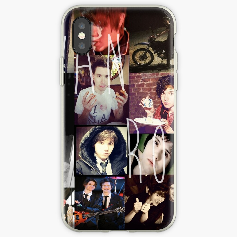 Ryan Ross collage collection n__n iPhone-Hülle & Cover