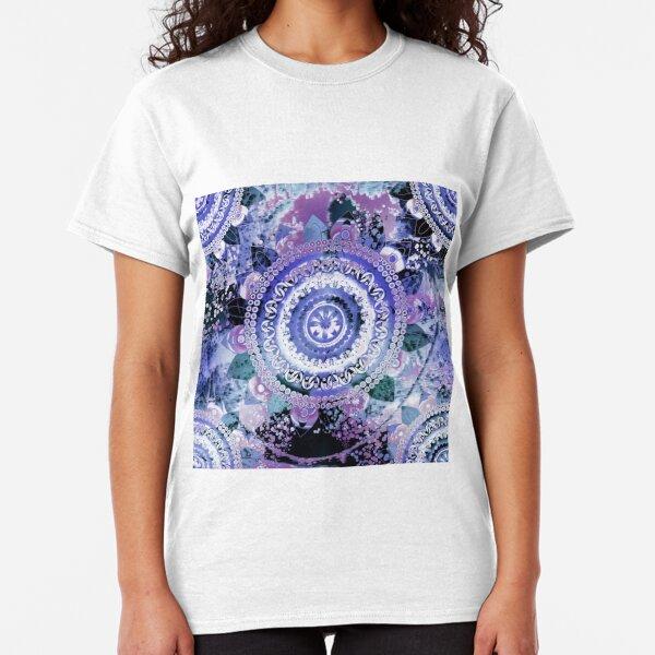 Hyacinth Mandala Classic T-Shirt