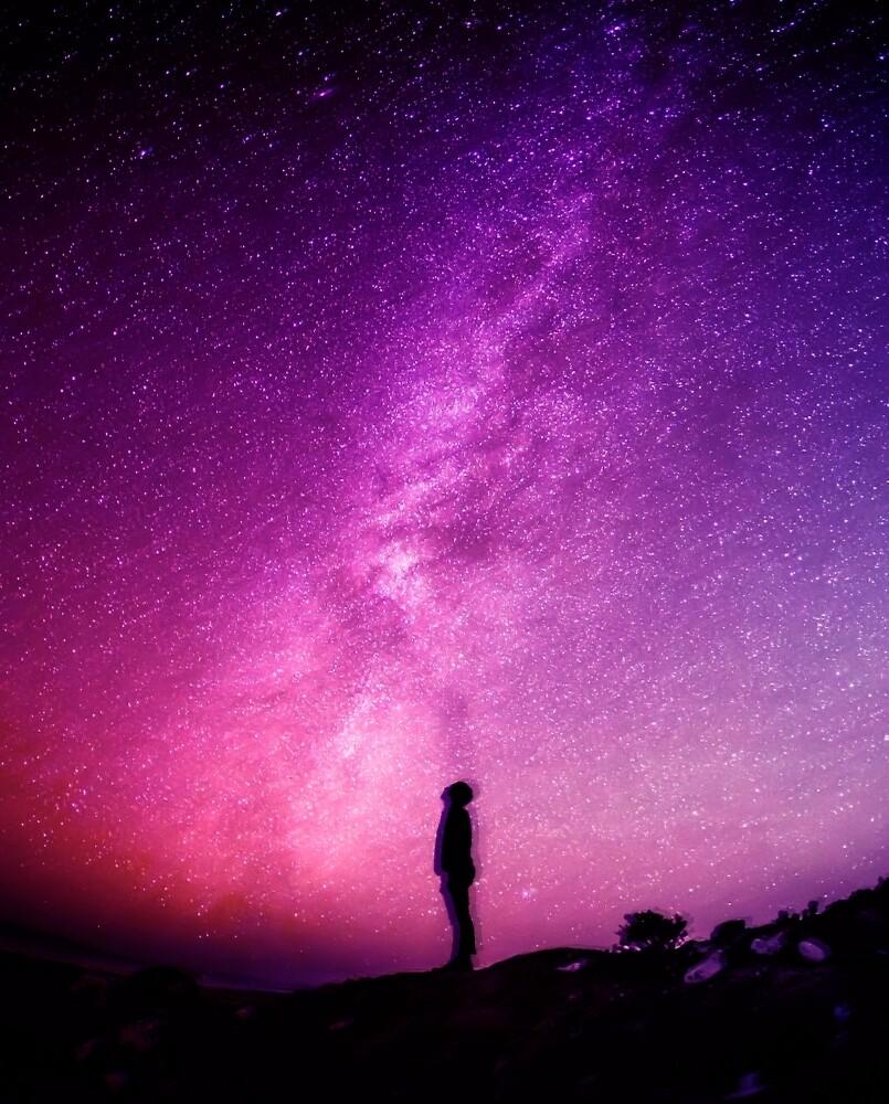 Starry Night by Hannah Eisner