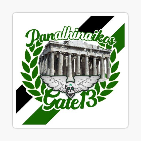Panathinaikos Gate 13 Sticker