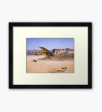 Bristol Fighter - Aden Protectorate Framed Print