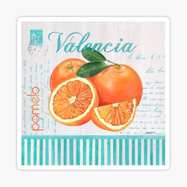 Valencia 1 Pegatina