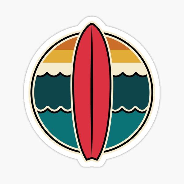 Surfboard graphic stickers, etc! Sticker