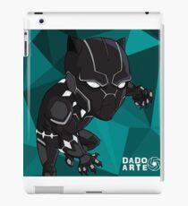 Black Panther Chibi iPad Case/Skin