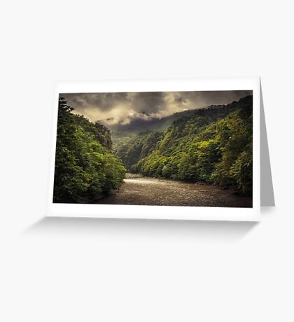 Moody Weather Greeting Card