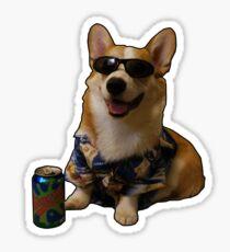 Slurms Mckenzie Dog Sticker