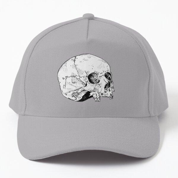 Ink Skull Baseball Cap