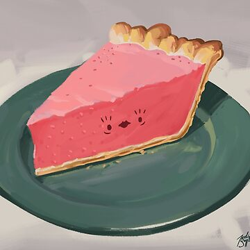 Pink Pie by JAHBriggs
