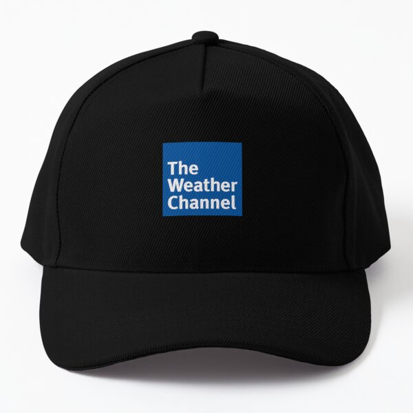 the weather channel Baseball Cap