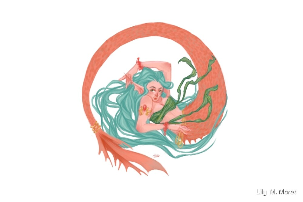 Mer-may by Lily  M. Moret