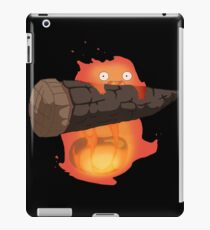 calcifer iPad Case/Skin