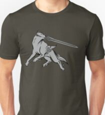 Great Gray Wolf Sif Unisex T-Shirt