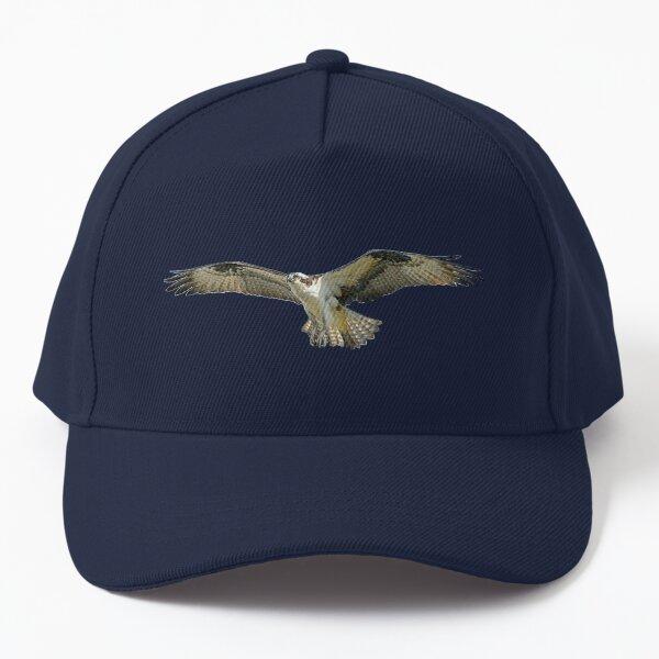 Osprey Fish Hawk Soaring Baseball Cap