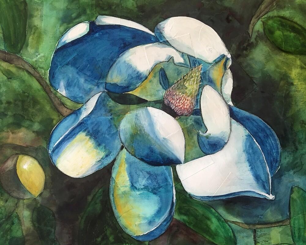Magnolia $3 by Jacquethompson