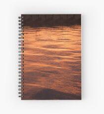 Yellow Water Spiral Notebook