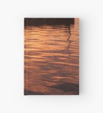 Yellow Water Hardcover Journal