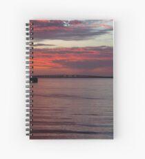Sunrise 6 Spiral Notebook