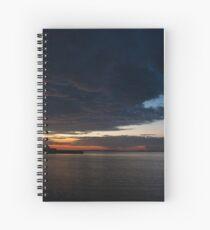 Sunrise 7 Spiral Notebook