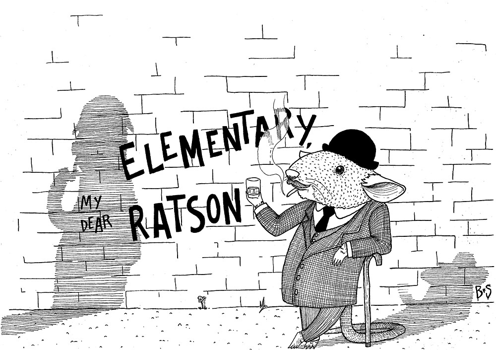 Dr Ratson by justmorebs