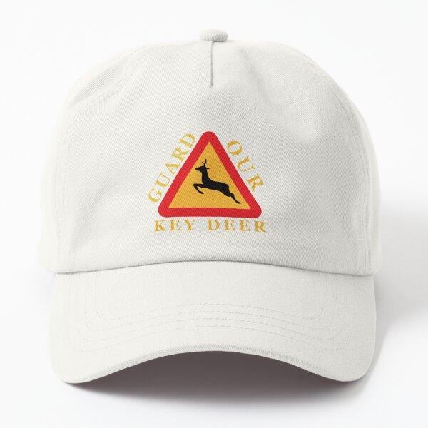 Guard Our Key Deer - Big Pine Key Dad Hat