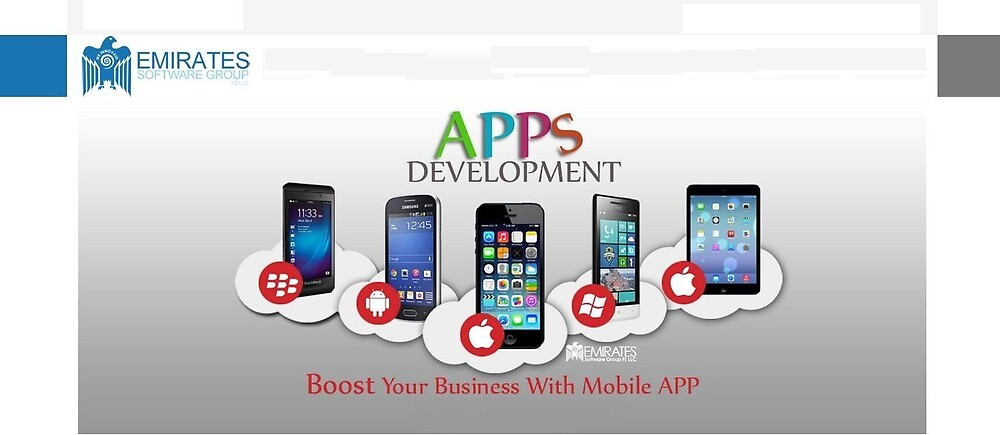Find Skilled App Developers & Mobile App Development Services in Dubai by emiratessg