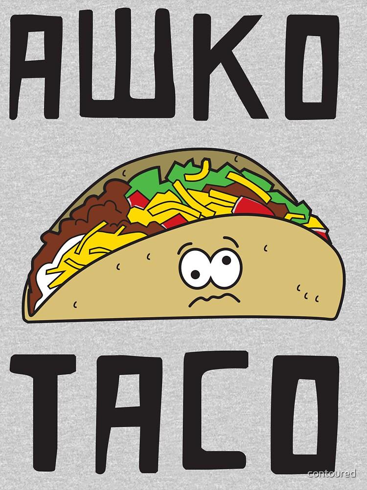 Awko Taco by contoured